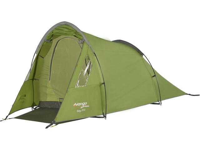 Vango Spey 200 Tent, treetops